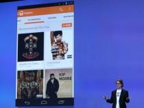 Google Play Music Update