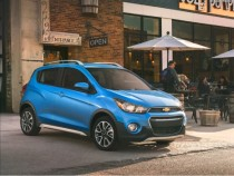2017 Chevrolet Spark Activ: Not Exactly An SUV But Definitely Looks Like One