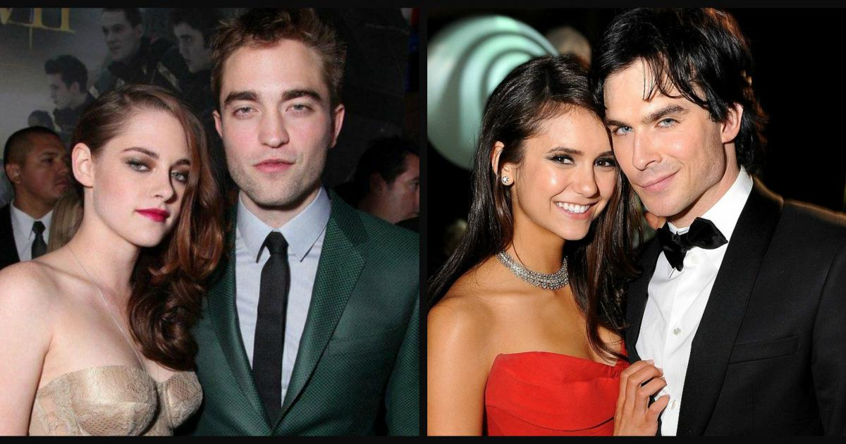 Robert Pattinson And Kristen Stewart To Be Replaced By Ian Somerhalder And Nina Dobrev In 'Twilight' Reboot?