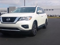 2017 Nissan Pathfinder Platinum 4WD Update: Getting Better But Can Use More Improvements