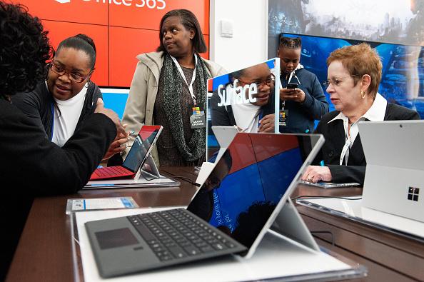Microsoft Surface Studio 2017