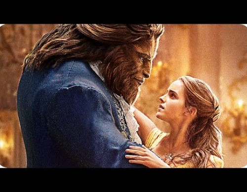 Disney's THE BEAUTY AND THE BEAST Emma Watson Movie