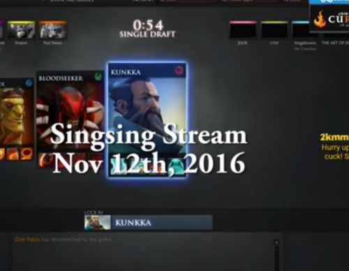 Singsing Dota 2 → Stuck in Low Priority Jail forever #Twitch Banned! WTF??