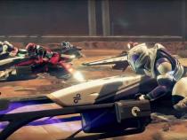 Destiny Rise of Iron Sparrow Racing League