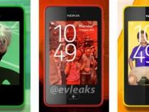 Nokia Asha Smartphone Leaked