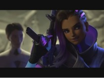 OVERWATCH ALL Animated Shorts Full Movie With Sombra Infiltration Cinematic Trailer