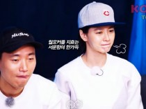 Running Man's Monday couple
