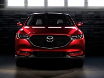 Mazda Unveils 2017 CX-5 Ahead Of LA Auto Show Debut