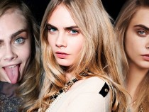 Cara Delevingne hailed as this century's most iconic beauty.