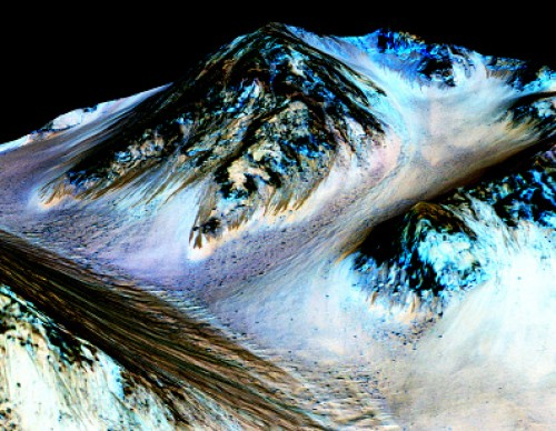 Red Planet No More? Experts Have Recently Found Spectacular Blue Dunes In Mars, But What Does It Mean?