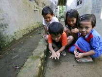 Polio Re-emerges In Indonesia