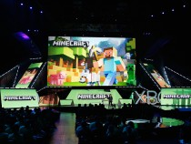 Microsoft Wants To Turn Kids' Love Of Minecraft Learn Programming