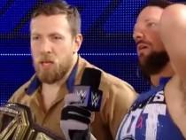Daniel Bryan saying TNA on Talking Smack
