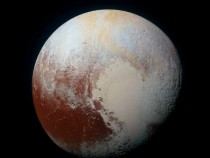 New Horizons Sees Probable Ocean Deep Within Pluto