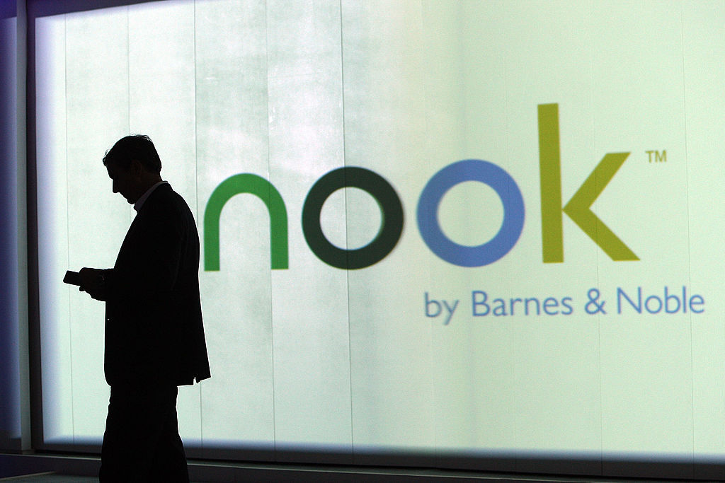 Barnes & Noble's e-Book reader, the Nook Tablet 7