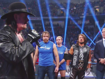 What's Next For The Undertaker After His WWE Smackdown Appearance? The Phenom To Screw Brock Lesnar On His Match With Goldberg?