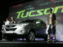 Hyundai Motor's SUV, Tucson ix
