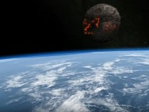 Asteroids Don't Just Destroy But Build Life As Well