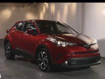 2018 Toyota C-HR Update: Subcompact Stuns 2016 LA Auto Show Debut