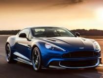 Aston Martin Unveils More Powerful Vanquish S At LA Auto Show 2016