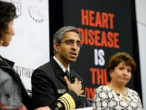 Barbra Streisand And U.S. Surgeon General Visit Cal State LA To Urge Women To Fight Cardiovascular Disease