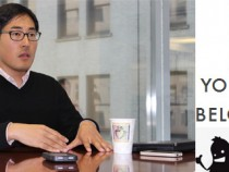Tapastic CEO and co-founder Chang Kim