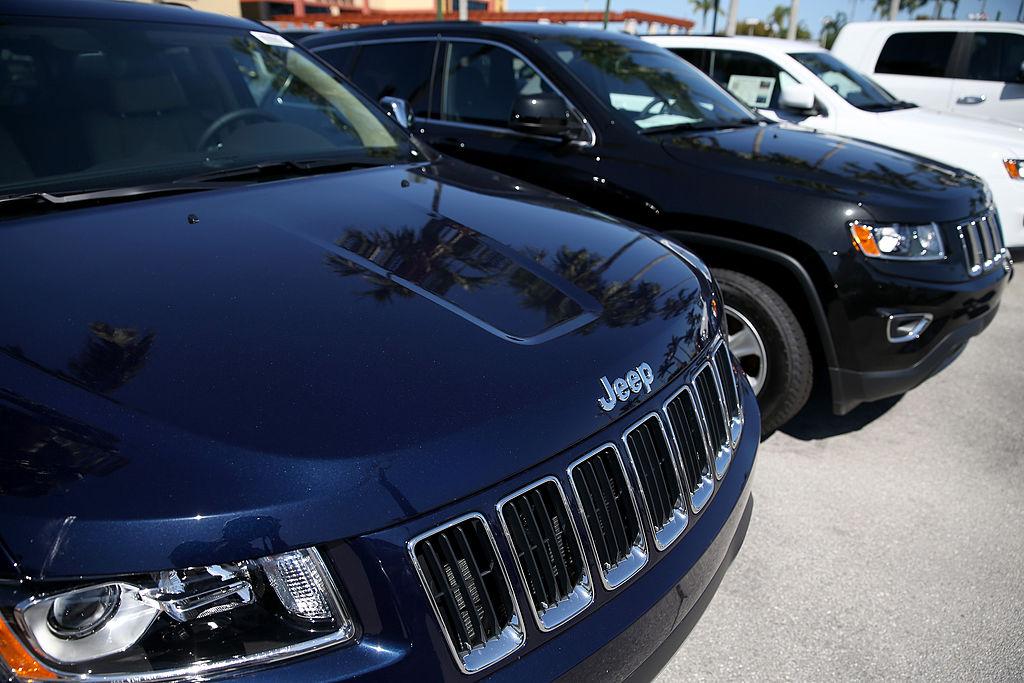 SUVs Are Taking Over The American Car Scene