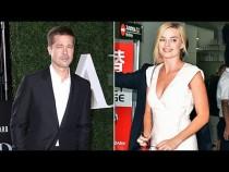 Brad Pitt is Wooing Margot Robbie After Angelina Jolie Split