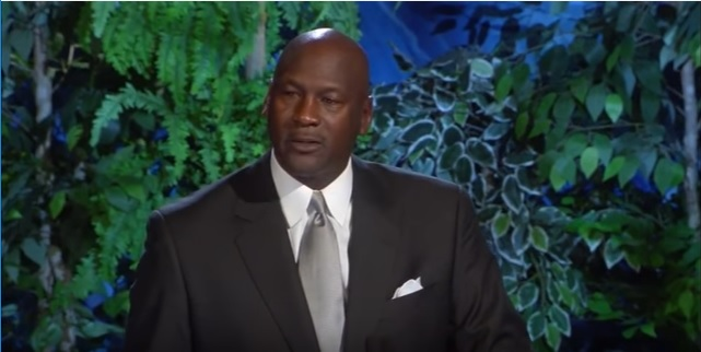 Michael Jordan Presents Russell Westbrook for Induction into Oklahoma Hall of Fame