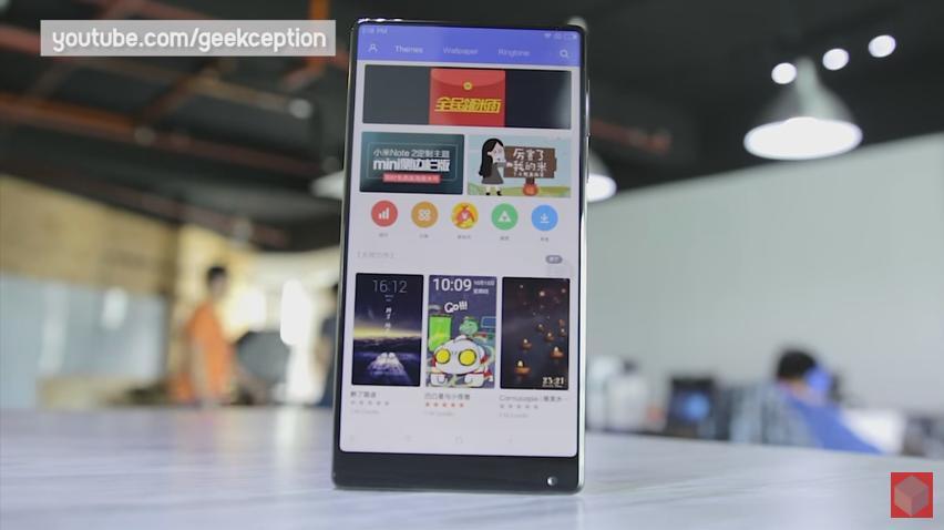 The Mi Mix Mini: Specs, Features And Design Of Xiaomi's Next Bezel-Less Handheld