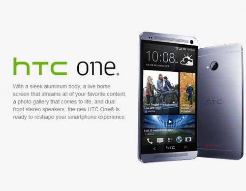 AT&T, Sprint And T-Mobile HTC One Up For Pre-Order At Best Buy