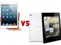 iPad mini vs. Acer A1-810