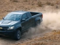 2017 Chevrolet Colorado ZR2 News And Updates: Meanest Of Its Class Went Off-Road At LA Auto Show Debut
