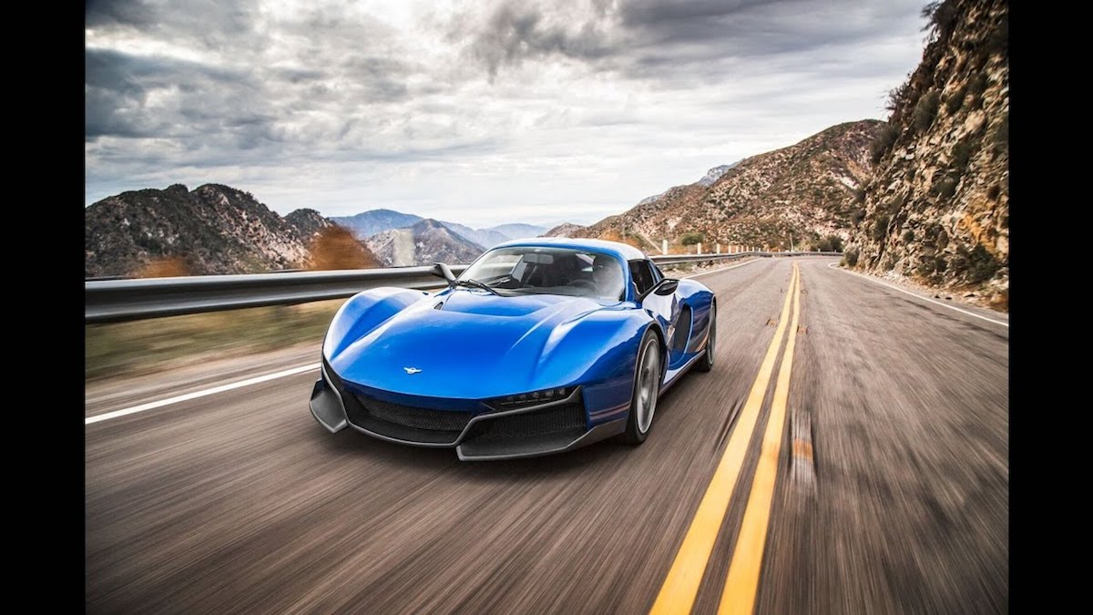 New Player: Is Rezvani The New Face Of Supercars?