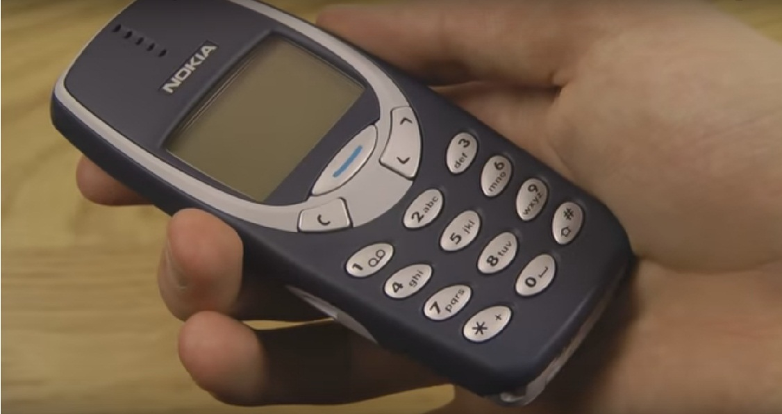 Ex-Soldier Has Not Part Ways With A 17-Year-Old Functioning Nokia 3310