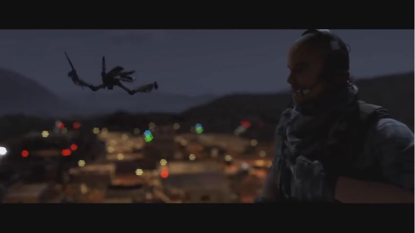 Ghost Recon Wildlands TwitchCon 2016 - DRONE IN DEPTH CUSTOMIZATION CONFIRMED
