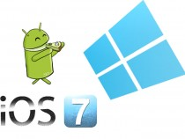 Windows Blue Takes On iOS 7, Android 5.0 Key Lime Pie This Year
