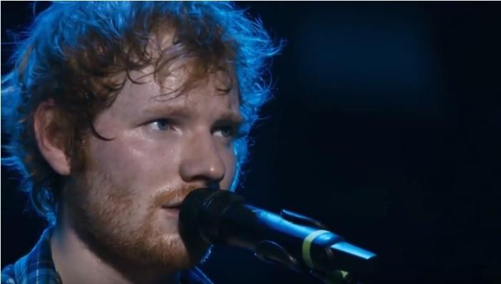 Tenerife Sea - Ed Sheeran Jumpers For Goalposts Live At Wembley Stadium