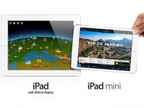 iPad with Retina Display and iPad Mini