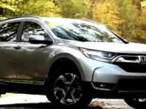 Honda News And Update: 2017 CR-V Gears For The Best Seller Stature