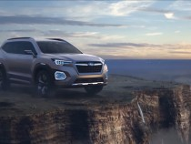 Subaru Bets on SUVs One More Time