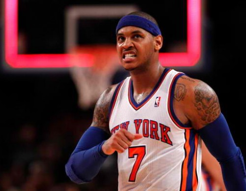 NBA Trade Rumors: Carmelo Anthony For Cleveland Cavaliers