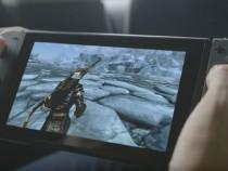 Skyrim Gameplay on Nintendo Switch