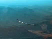 Internet-spreading drone