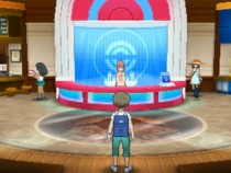 Pokemon Sun and Moon Save Center