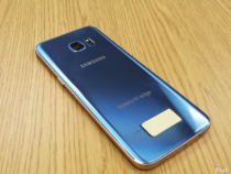 You Can Now Get The Blue Coral Samsung Galaxy S7 Edge Through Rogers And More