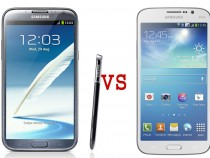 Galaxy Note 2 vs. Galaxy Mega 6.3