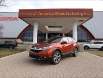 2017 Honda CR-V Latest News And Updates: EPA Reveals Fuel Efficiency Rating, Bests RIvals