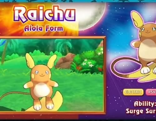Alolan Raichu is Real!