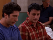 Friends - The fight of Ross and Joey